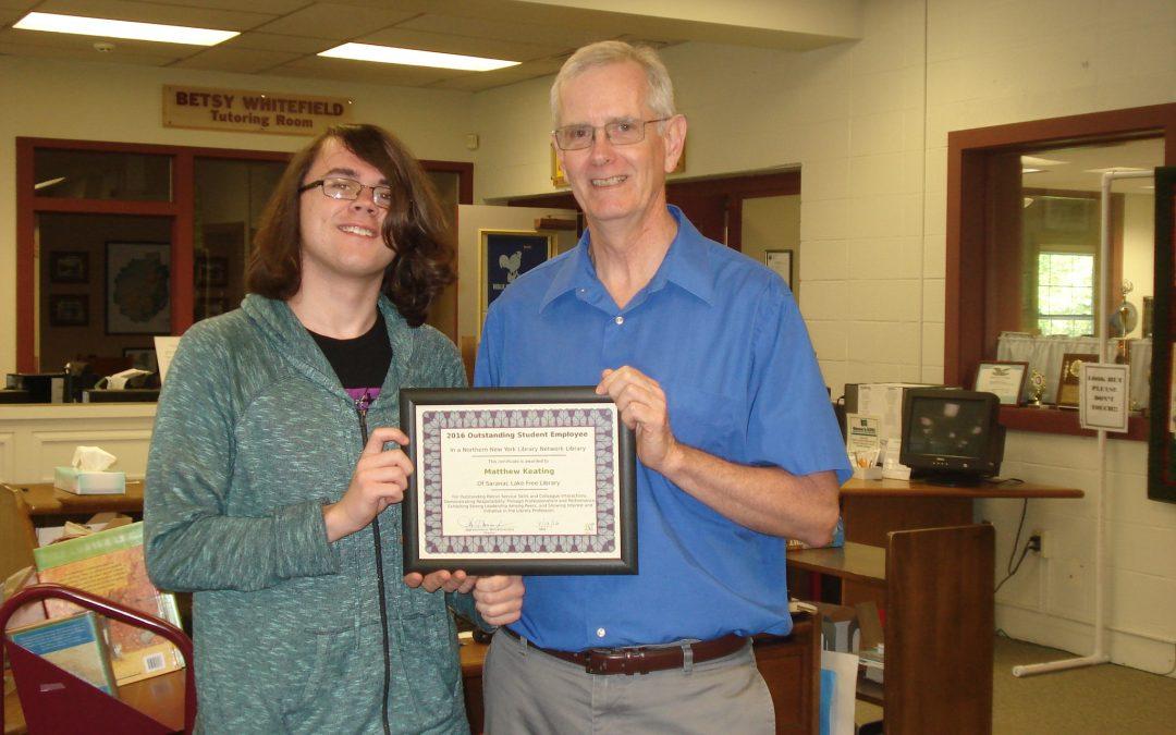 NNYLN Outstanding Student Employee Awards