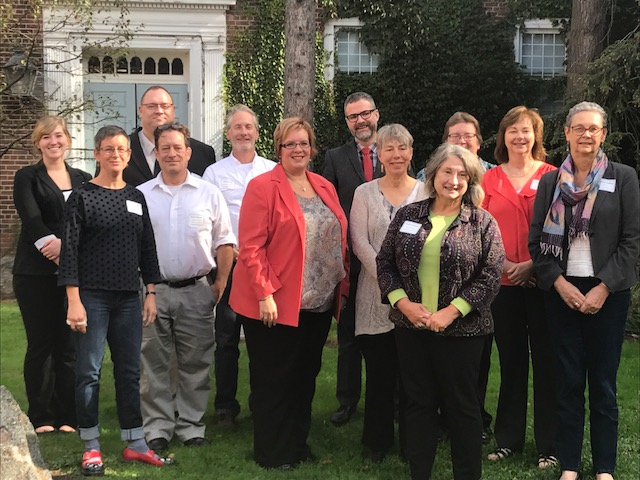 Fall Meeting & Grant Awardees