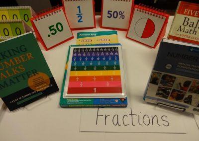 Math: Fractions
