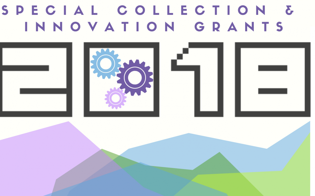NNYLN Special Collections & Innovation Grants Available Now
