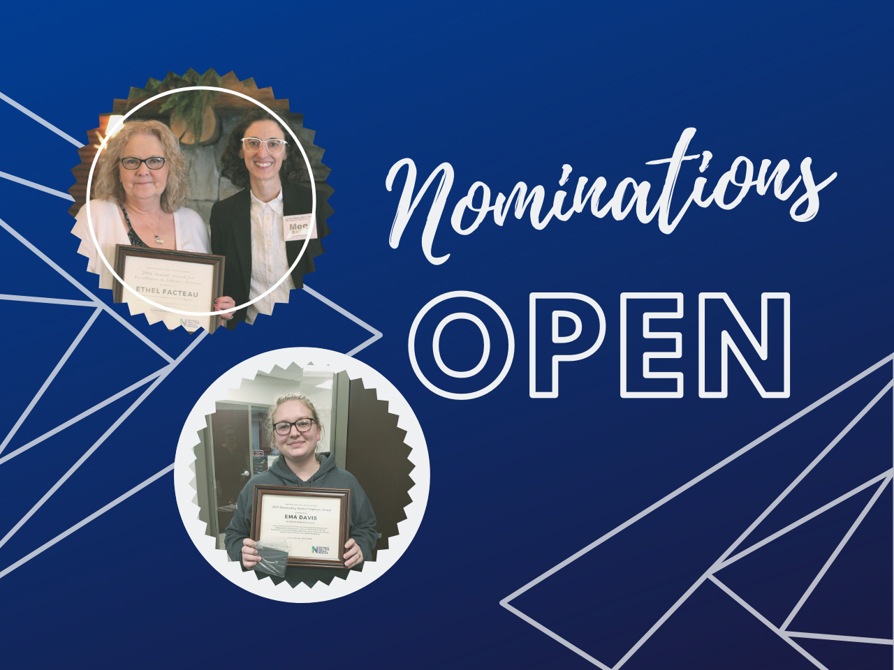 Annual Awards Nominations Welcome