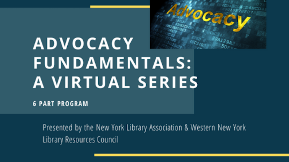 Advocacy Fundamentals – A Virtual Series Launches This Month